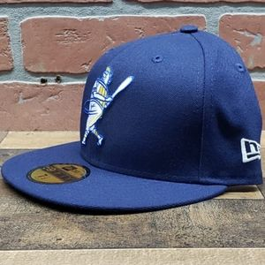 NEW!! Mens New Era Milwaukee Brewers 59FIFTY 7 1/2